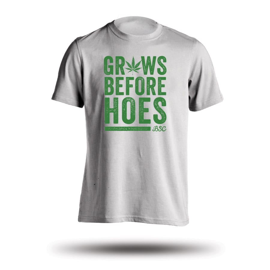 Grows Before Hoes - White | Cannabis seeds