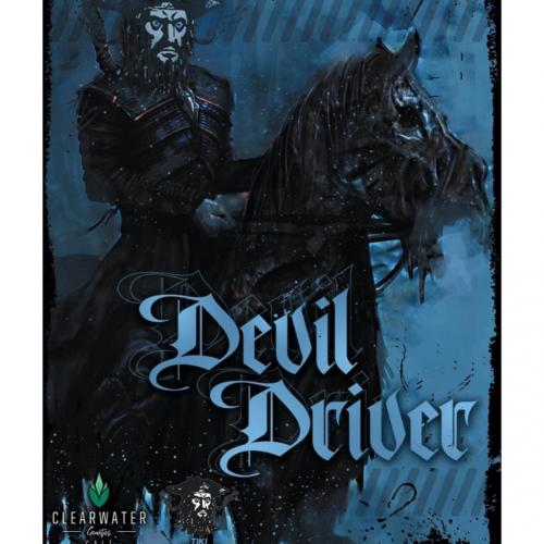 Devil Driver Tiki madman